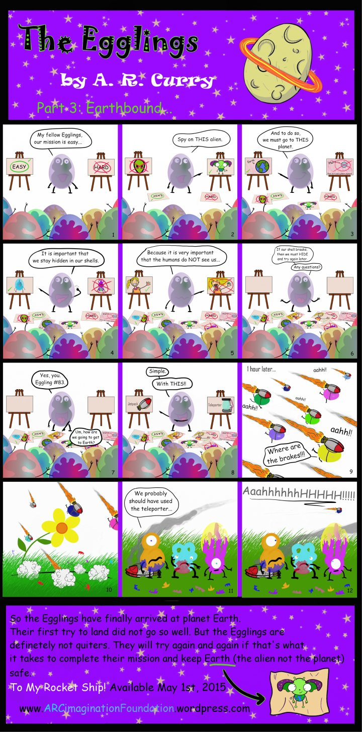 The Egglings - Part 3